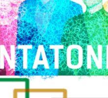 PENTATONIX #SOON Sticker