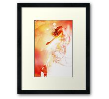 The Surface of the Sun Framed Print