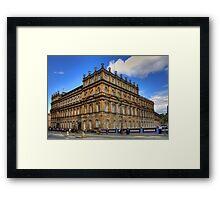Waverley Gate Framed Print