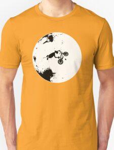 ET Extraterrestrial Moon BMX Trick T-Shirt