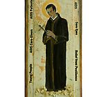 Saint ALOYSIUS GONZAGA by Sher   &quot;ESSA&quot; Chappell