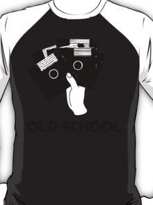 Retro Old School Floppy Disk T-Shirt