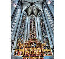 St. James Cathedral, Rothenburg ob der Tauber. Photographic Print