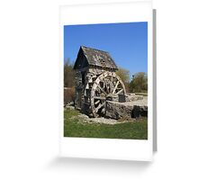 A Little Piece of History! Greeting Card