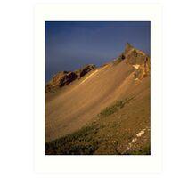 Mt Thielsen: Lightning Rod of the Cascades Art Print