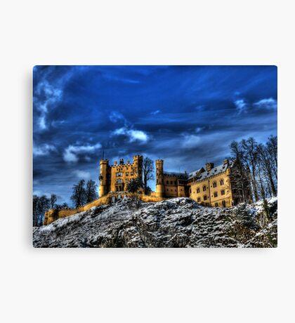 Hohenschwangau Castle Canvas Print