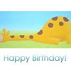 Happy birthday! by Koekelijn