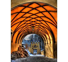 Royal Tunnel Vision Photographic Print