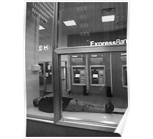 Sleep secure Poster