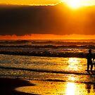 Romantic Sunset by Oscar Gutierrez