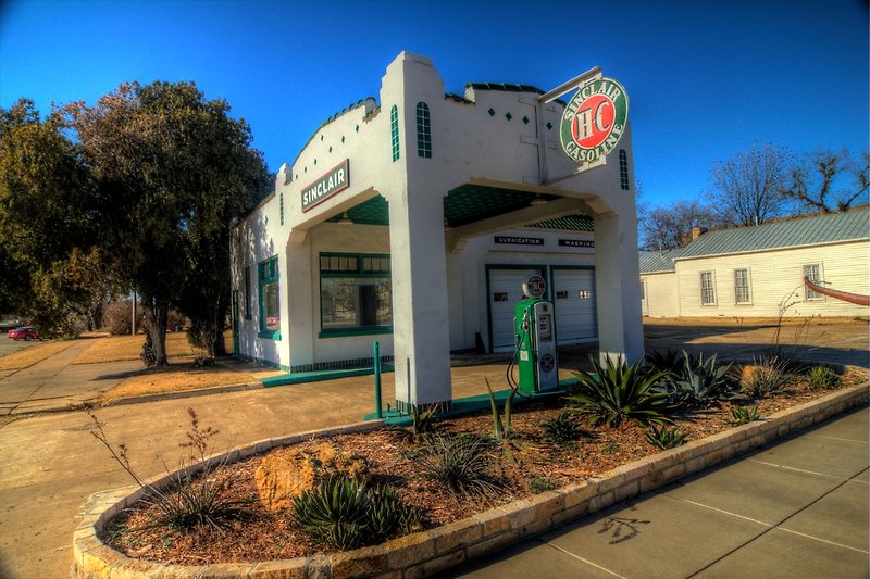 Fill 'er Up Again by Terence Russell