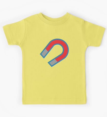 Magnet in red and blue Kids Tee