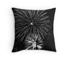 Firework 27 Throw Pillow