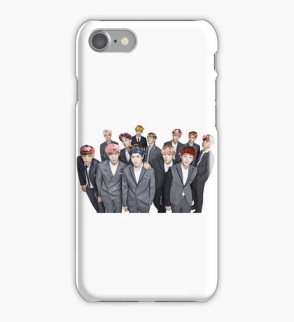 ♥ Exo Floral Crown Babes ♥ iPhone Case/Skin