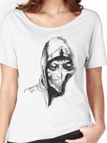 Scorpion Mortal Kombat X Women's Relaxed Fit T-Shirt