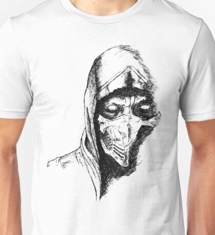 Scorpion Mortal Kombat X Unisex T-Shirt