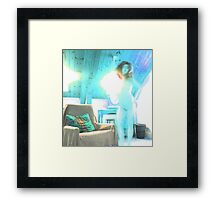 It's Not All Negative... Framed Print