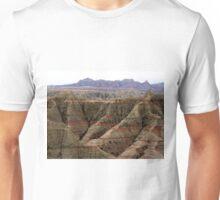 Badlands, South Dakota  Unisex T-Shirt