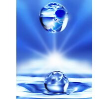 Water Of Life Photographic Print