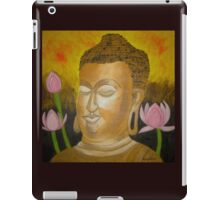 Bhuddha Enlightened iPad Case/Skin
