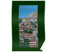 Molyvos One Of Three Poster