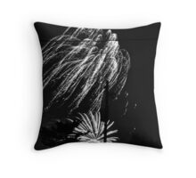 Firework 31 Throw Pillow