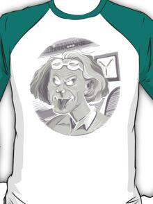 Doc Brown loves Einstein T-Shirt