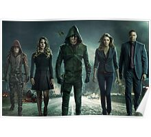ARROW SEASON 3 | Team Arrow | Poster Poster