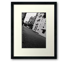 Rosario-Argentina Framed Print