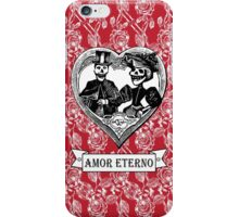AMOR ETERNO / ETERNAL LOVE  iPhone Case/Skin