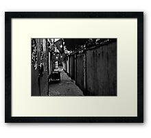 A New Start Ho Chi Minh Framed Print