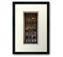 Chiselers Framed Print