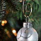 Tiny Ornament by MaryLynn
