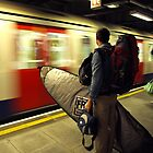 subway surfer by markmccall