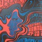 60s Music Poster by Holly Daniels