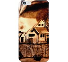 WIZARD OF OZ GALE FARM iPhone Case/Skin
