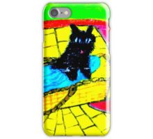 LITTLE TOTO THE DOG iPhone Case/Skin