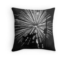 Firework 41 Throw Pillow