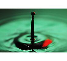 Splash VIII Photographic Print