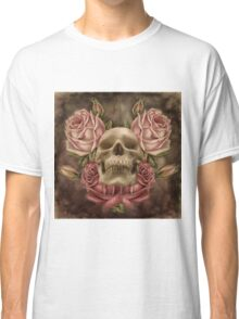 Skull And Rose's 2 Classic T-Shirt