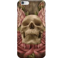 Skull And Rose's 2 iPhone Case/Skin