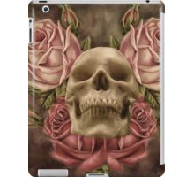 Skull And Rose's 2 iPad Case/Skin