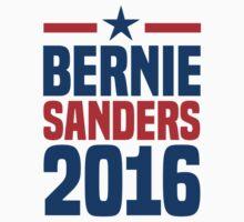 Bernie Sanders 2016 by tshiart