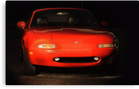 Mazda Miata by Tomas Rudh