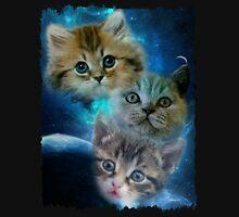 Space Cat 2: The Purr-urr-ing Unisex T-Shirt