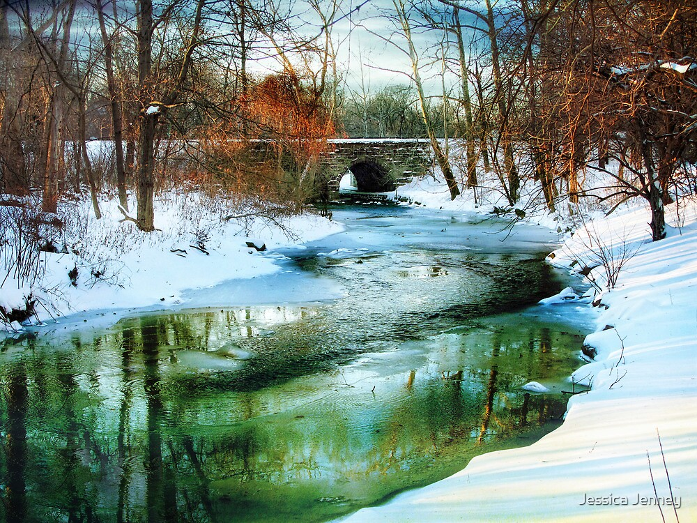 January Thaw by Jessica Jenney