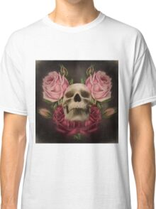 Skull And Rose's 3 Classic T-Shirt