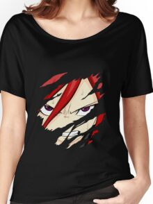 fairy tail erza scarlet titania anime manga shirt Women's Relaxed Fit T-Shirt