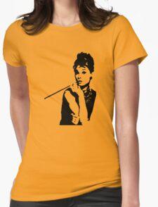 Audrey Hepburn Breakfast At Tiffanys Womens T-Shirt