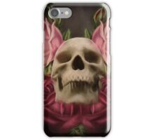 Skull And Rose's 3 iPhone Case/Skin